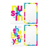 뉴스킨 디자인 카드 (10매) (KO)